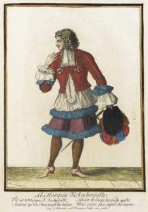Charles Grossart dit le marquis d'Ambreuille - Source: gallica.bnf.fr / Bibliothèque nationale de France