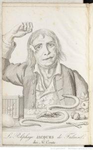 Jacques de Falaise portrait
