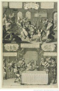 L'entrée du Marquis d'Ambreuille au Palais de Pluton